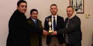KSÜ Masa Tenisi Takımı, Kahramanmaraş üçüncüsü oldu