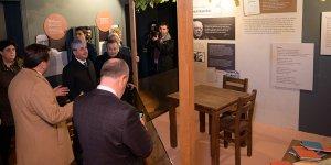 DOĞAKA heyeti Yedi Güzel Adam Edebiyat müzesinde