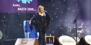 Büyükşehir'den Kadınlar Günü'ne özel Zerrin Özer konseri