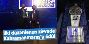 Büyükşehir'e 'Ulaşımda aklın yolu' ödülü