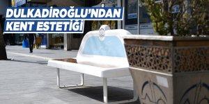 Dulkadiroğlu'ndan kent estetiği