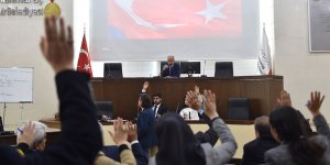 Dulkadiroğlu Belediyesi yeni dönem ilk meclis toplantısı yapıldı