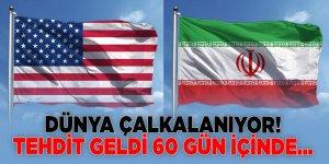 İran'dan nükleer hamle! Cumhurbaşkanı duyurdu...