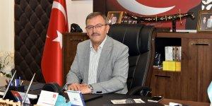 Başkan Aydın, basın ifade özgürlüğünün en etkili aracıdır