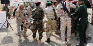Dünden sonra Yemen'de bir saldırı daha! Çok sayıda asker öldü
