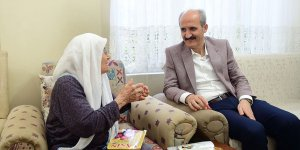 Dulkadiroğlu'ndan Bayram öncesi Şehit ailelerine ziyaret
