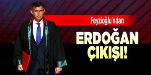 Feyzioğlu'ndan Erdoğan çıkışı!