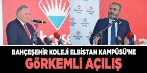 Bahçeşehir Koleji Elbistan Kampüsü'ne görkemli açılış
