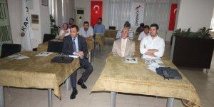 Müşteri Bazlı Tahsilat Sigortası Toplantısı Yapıldı