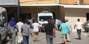 Suriye sınırında terk edilen bebek kurtarılamadı
