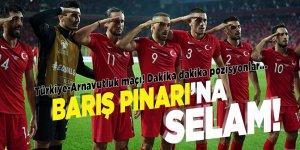 Türkiye-Arnavutluk maçı! Dakika dakika pozisyonlar 1-0