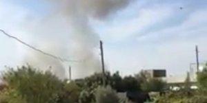 Suriye tarafından Kızıltepe'ye havan topu atıldı