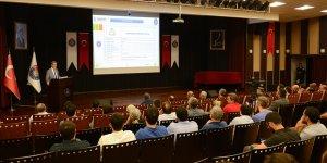 KSÜ'de Ar-Ge merkezleri akademi buluşması