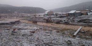 Rusya'da baraj çöktü: 11 ölü