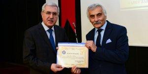 KSÜ'de Bahaettin Karakoç'u anma programı