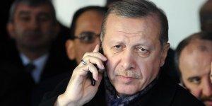 """Erdoğan: """"Trump ile verimli bir telefon görüşmesi gerçekleştirdik"""""""