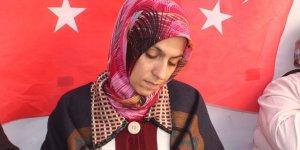 Teslim olan terörist Diyarbakır'da eylem yapan annelere mektupla destek verdi