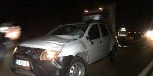Bilecik'te trafik kazası: 1 asker şehit, 1 asker yaralı