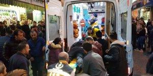 İzmir'de silahlı saldırı: 1 ölü
