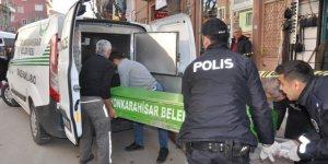 Afyonkarahisar'da çuval içinde ceset bulundu