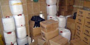 Polisten sahte parfüm operasyonu: 150 bin şişe ele geçirildi