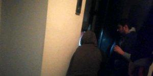 Esenyurt'ta asansörde faciadan dönüldü