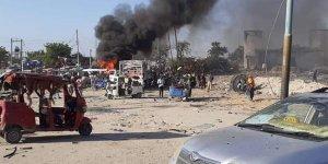 Somali'de bombalı saldırı: 2'si Türk 80'den fazla ölü