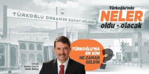 Türkoğlu'nda ekonomi rakamları katlanarak büyüyecek