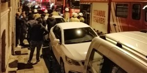 İstanbul'daki yangında şüpheli ölüm