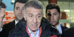 Başkan Ağaoğlu: 'Herkes Trabzonspor'un muhasebesini tutmaya başladı'