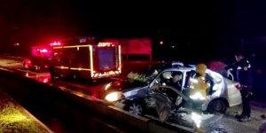 Seydikemer'de Kaza 1 ölü, 4 Yaralı