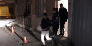 İzmir'de uyuşturucu operasyonu: 18 gözaltı