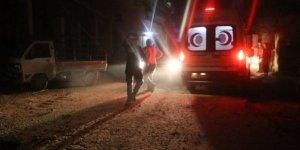 YPG/PKK sivillere saldırdı: 2 yaralı