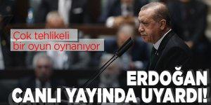 Başkan Erdoğan, AK Parti İl Başkanları toplantısında konuştu