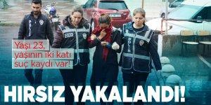 Kahramanmaraş'ta ziynet eşyası çalan kadın tutuklandı!