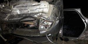 Denizlide trafik kazası: 1 ölü, 2 yaralı