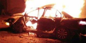 El Bab'da bomba yüklü araç saldırısı: 1 ölü, 2 yaralı