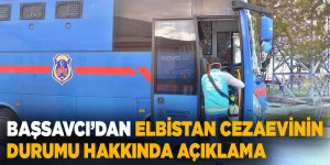 Başsavcı'dan Elbistan cezaevinin durumu hakkında açıklama