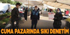Türkoğlu'nda denetlemeler arttırıldı