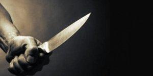 Psikolojik sorunları olan genç babasını bıçakladı