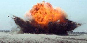 Kimyasal madde üretimi yapan işletmede patlama