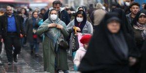 İran'da son 24 saatte korona virüsten 50 kişi öldü
