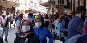 Vaka sayısının arttığı Gaziantep'te her yer tıklım tıklım
