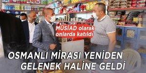 Osmanlı'nın mirası olan Zimem Defteri yeniden gelenek haline geldi