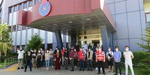 Kızılay'dan KSÜ Öğrencilerine Gıda ve Hijyen Paketi Desteği