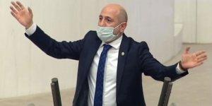Ali Öztunç, Kahramanmaraş'ın yol sorunlarını Meclis'e taşıdı