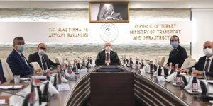 Kahramanmaraş'ın ulaşımda öncelikleri ele alındı