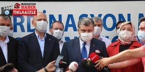 Sağlık Bakanı Koca: '4 ölü, 45 kayıp 97 yaralı var'