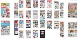 Gazeteler bugün ne yazdı? 20 Eylül Gazete Manşetleri