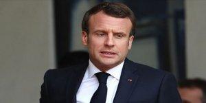 Macron Türkçe tweet atıp Türkiye'ye açık mesaj gönderdi